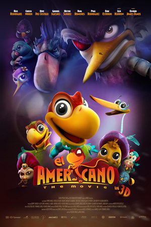 Tanweer - El Americano: The Movie