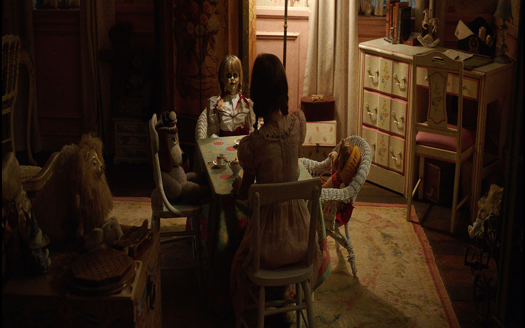 Tanweer - Annabelle: Creation