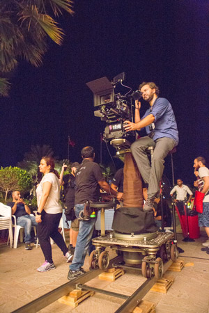 Tanweer - Image Nation Abu Dhabi commences production of new feature film.