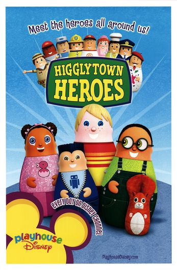 Tanweer - Higglytown Heroes