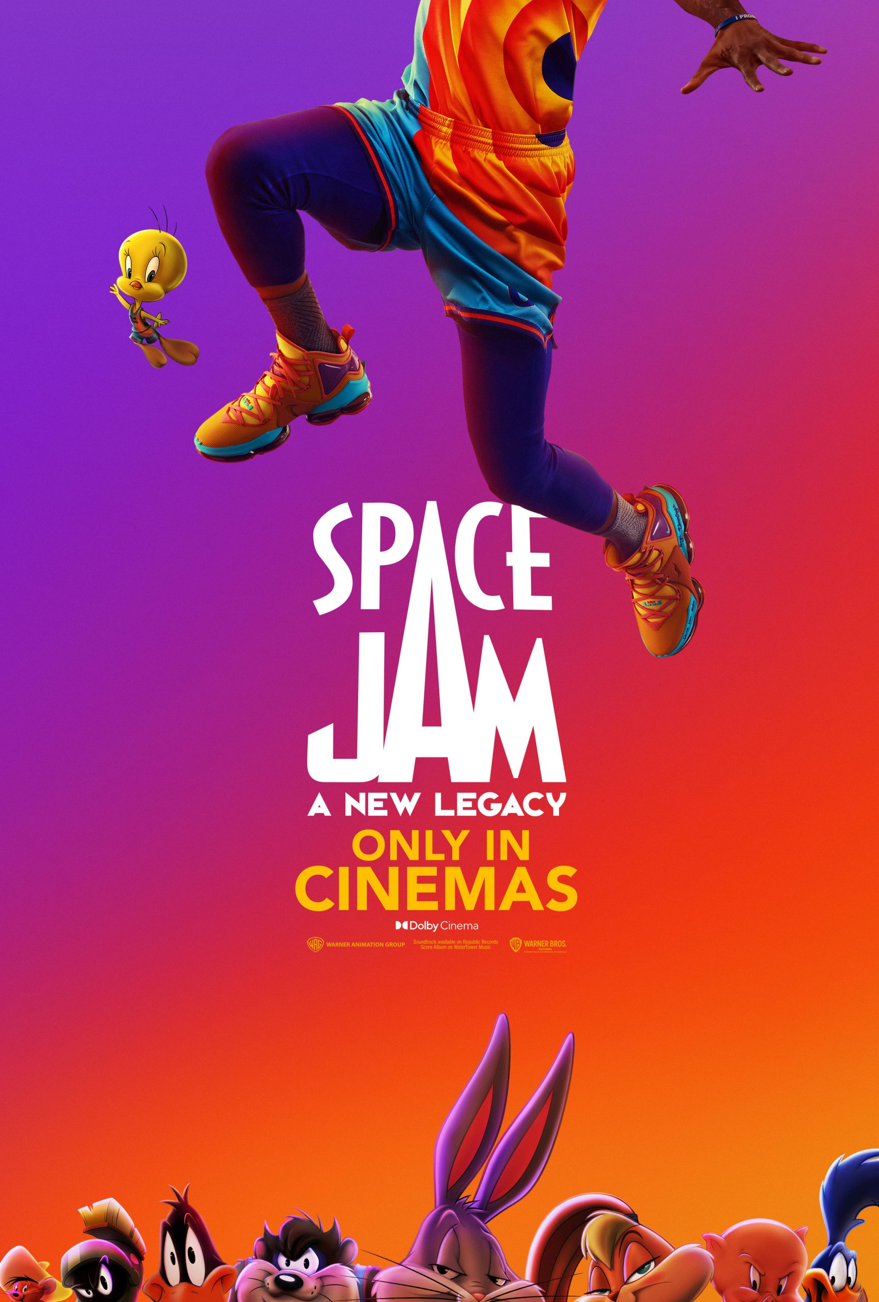 Tanweer - Space Jam: A New Legacy