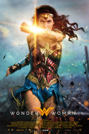 Tanweer - Wonder Woman