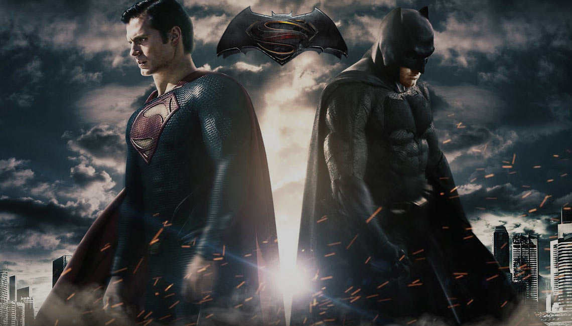 Tanweer-Batman v Superman: Dawn of Justice