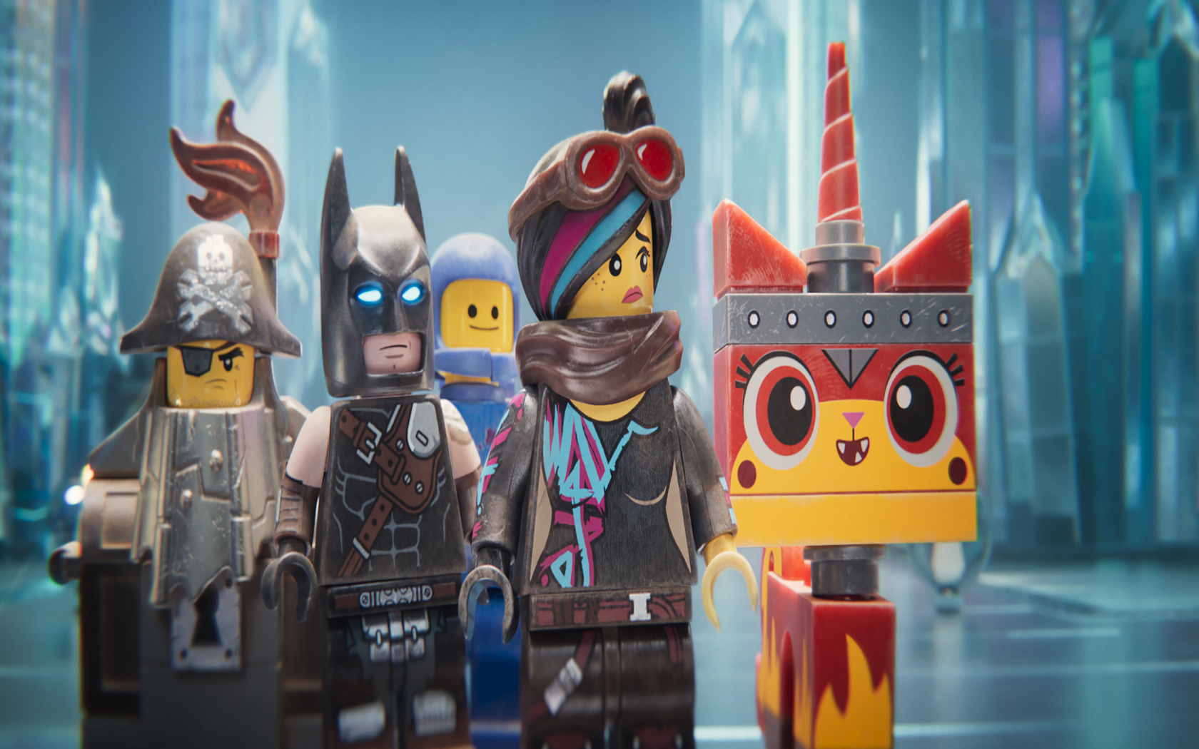 Tanweer - The Lego Movie II: The Second Part