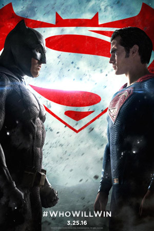 Tanweer - Batman v Superman: Dawn of Justice