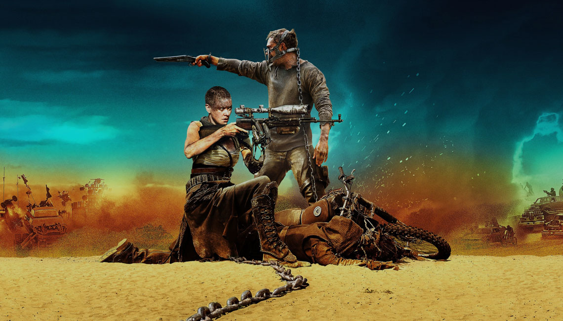 Tanweer-Mad Max: Fury Road